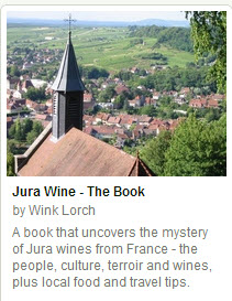 My Kickstarter Experience:  Jura Wine – The Book