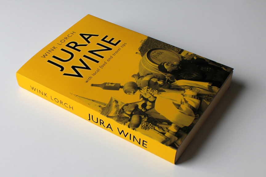 The Jura wine book project and first London trade tasting