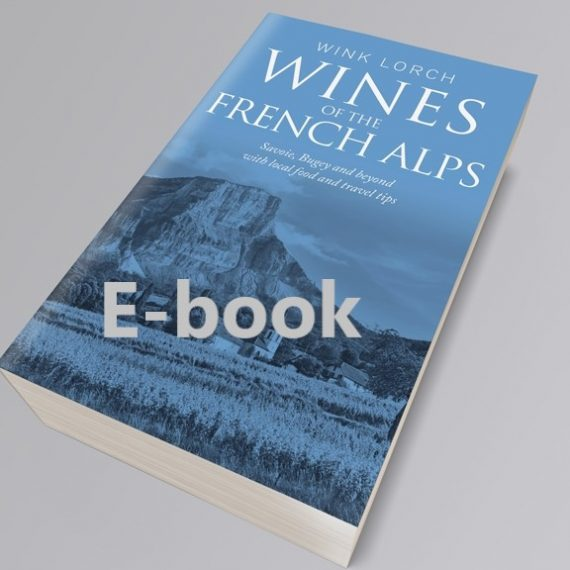 Wines of the French Alps by Wink Lorch (ePub Ebook)