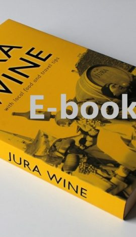Jura Wine by Wink Lorch (ePub Ebook)