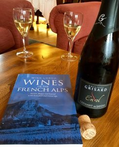 Celebrating Wines of the French Alps